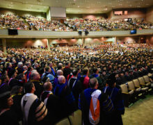 Fall commencement ceremony Dec. 14