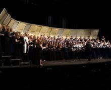 Annual Christian Academy Choral Festival