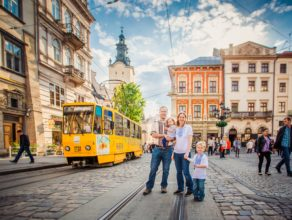 Jon White, professor of engineering and physics, returns to the Ukraine with Harding students every summer