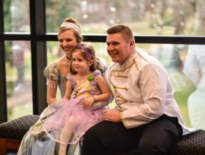 Women for Harding hosts annual princess and superhero event