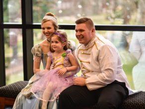 Women for Harding hosts annual princess and superhero event