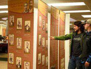 Library hosts African American legislators historical exhibit