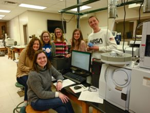 Students selected to represent Arkansas at national Space Grant Consortium event in Washington, D.C.