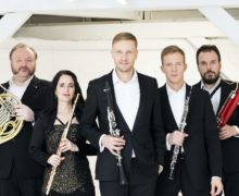 Carion Wind Quintet brings classical music to life in Arts and Life performance series