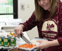 Didactic program in dietetics received continued accreditation