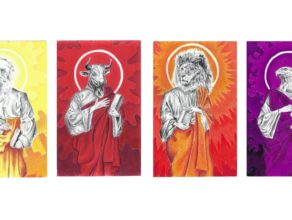 College of Bible & Ministry announces winner of student art competition, winner's entry to hang in McInteer Bible and World Religions Building