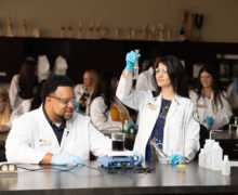 College of Pharmacy celebrates American Pharmacists Month, announces new program format