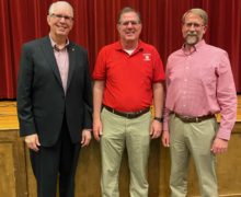 Harding Academy announces James Gurchiek as superintendent, Bradley Francis high school principal